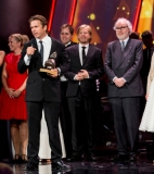 A high-octane performance for Børning as it snags four Amandas - Awards – Norway