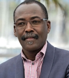 Mahamat-Saleh Haroun preparing Une saison en France - Production - France