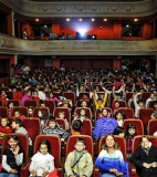 16,000 children got the chance to watch films in Sibiu - Astra 2016