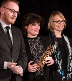 Marie-Ange Luciani and Hugues Charbonneau voted French Producers of the Year - Awards – France