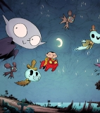 Joann Sfar's Petit Vampire in production - Production - France